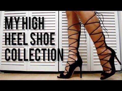 My High Heel Shoe Collection – Updated   Erica Joaquin