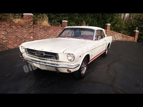 Video of '65 Mustang - PY6Q