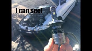 Auxbeam T1 Series Unboxing & Install On EJ2