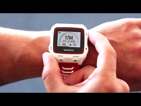 Forerunner 920XT: Peter erklärt die Triathlon-Multisportuhr