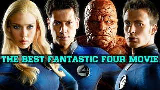 The Unfortunately Best Fantastic Four Movie