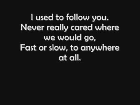 Daughtry - Used To (Lyrics)