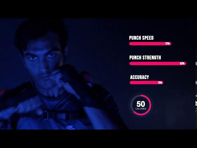 Фитнес-игра Quell предлагает вам показать свое кунг фу настоящим монстрам