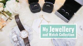 10件有意義的珠寶&手錶收藏!My Jewellery and Watch Collection ♥ Nancy