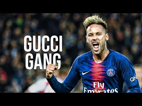 Neymar Jr ► Gucci Gang - Lil Pump ● Skills & Goals | HD