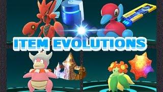 Slowking  - (Pokémon) - Pokémon GO Item EVOLUTIONS Scizor Porygon 2 Slowking Bellossom Metalcoat King's Rock Up-Grade & more