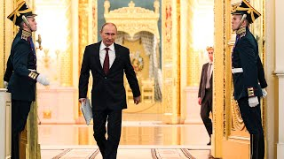 Best Moments of Vladimir Putin 2018. Putin New style. Extraordinary Putin's Walk