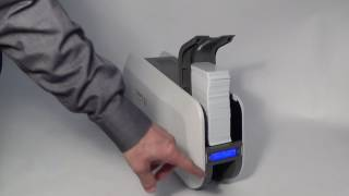 IDP's SMART-51 ID Card Printer, Getting Started