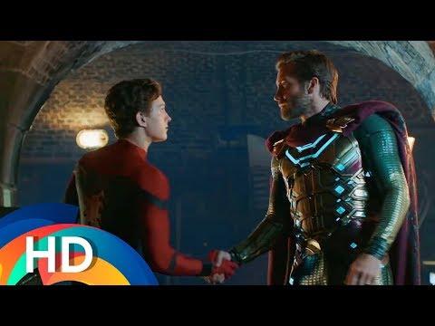 Spider-man: Far for Home (2019) - Người Nhện Xa Nhà - Đoạn kết Endgame - Tom Holland