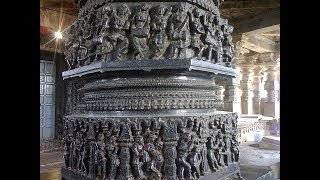 A Visit To The Ramappa Temple, Warangal, Telangana, India