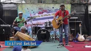 Cus & Friend - Kwek Kwek (Iwan Fals Cover) | Halal Bihalal Mesa Studio Part 3