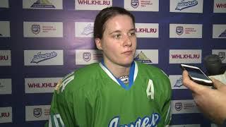 Анна Шибанова: «Получилась интересная игра»