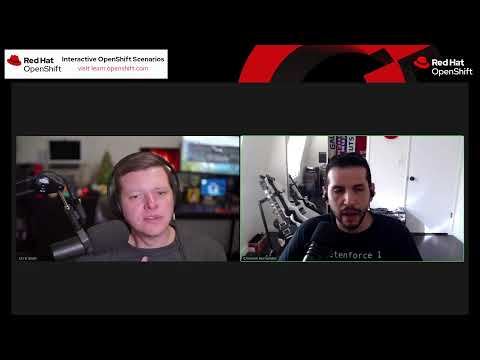 This Past (Few) Week(s) on OpenShift TV