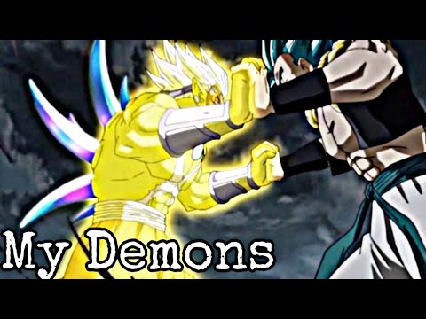 Dragón Ball Héroes [Cap 13]「AMV」-My Demons