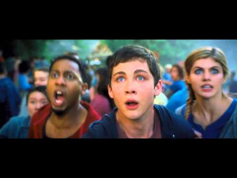 Percy Jackson: Sea of Monsters TV Spot -