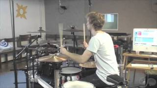 Sebastian-Foster The People-Miss You (Drum Cover)