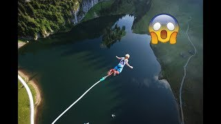 10 Highest Bungee Jumps In The World