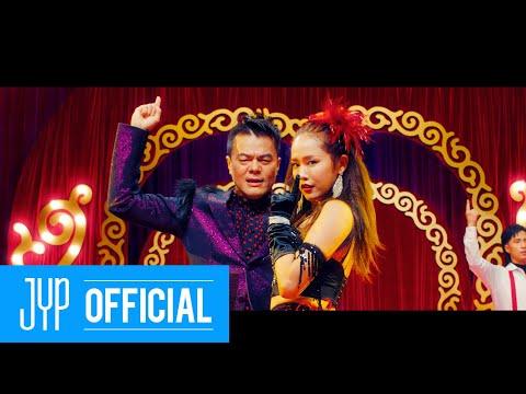 박진영의 뮤직비디오가 나왔습니다. 피버 라는 제목 입니다.