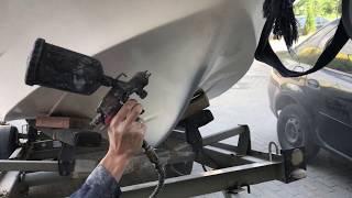 Набор для ремонт пластиковых лодок в самаре
