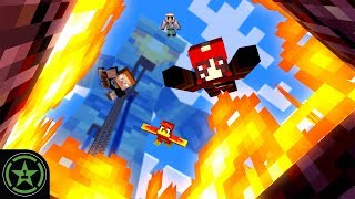 A NEW RECORD? - Minecraft - Wipeout Part 2 (#363)   Let's Play