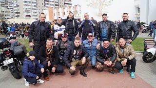 Открытие  мото сезона 2017. Солигорск.