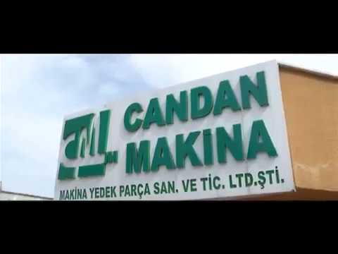 Candan Makina Arabic Presentation Film