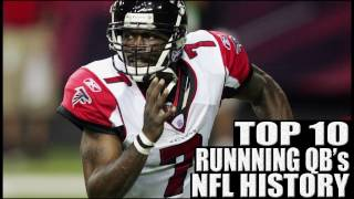 Top 10 Running Quarterbacks in NFL History