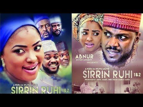 SIRRIN RUHI 3&4 COMPLETE - LATEST HAUSA FILM 2018