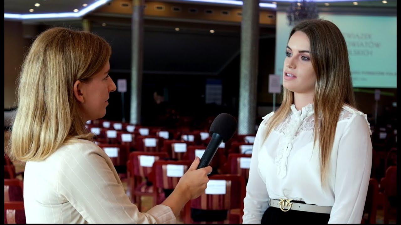 Wywiad TV z Patrycją Greblą-Tarasek na temat finansowania szpitali pediatrycznych