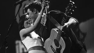 Shawn and Camila's journey at the 2015 Jingle Balls