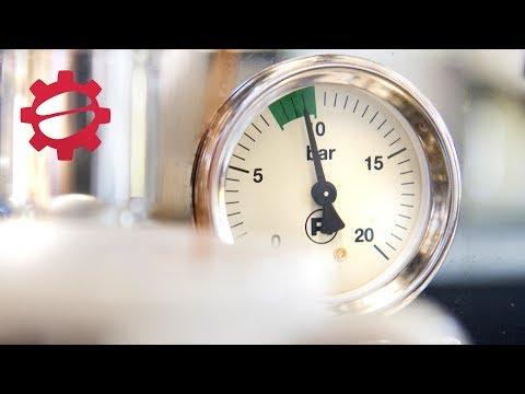 What is Espresso Machine BAR Pressure?