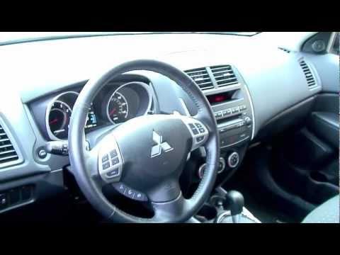 2011 Mitsubishi Outlander Overview