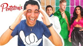 """Real Disney Fan Reacts To PENTATONIX """"CAN YOU FEEL THE LOVE TONIGHT"""" 2019 Reaction & Review"""