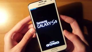 Samsung Galaxy S5 - Don't boot after clean ROM install - What can I do?