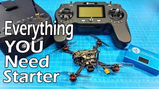 Eachine Novice III // Ready to Fly // Your first Drone
