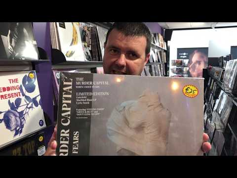 Music Zone : New Vinyl Record Releases 16th August 2019