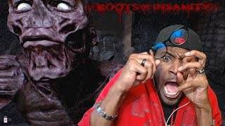 JUMPSCARES EVERYWHERE! ▶ Roots of Insanity [ENDING]