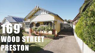 169 Wood Street Preston