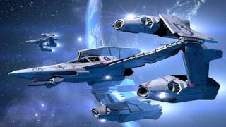 Abbsynth - Galaxis spacesynth 2011 special flight music