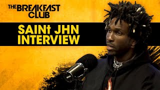 The Breakfast Club - SAINt JHN Speaks On Original Music, Writing Camps For Rihanna, Seduction + More