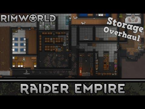 [19] Storage Overhaul   RimWorld 1.0 Raider Empire