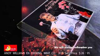 △Andy Williams - Original Album Collection Vol. 2 For Once In My Life