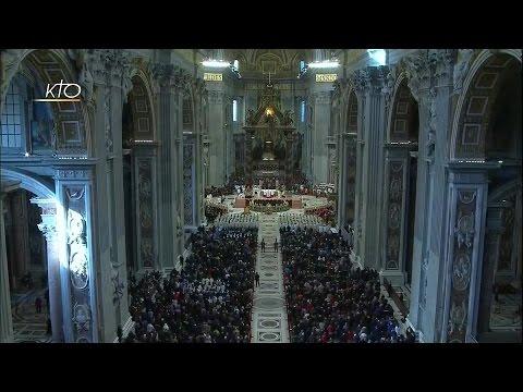 Messe de l'Epiphanie à Rome