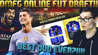 FIFA 16 ONLINE FUT DRAFT DEUTSCH  FIFA 16 ULTIMATE TEAM  OMG BEST DRAFT DUO EVER