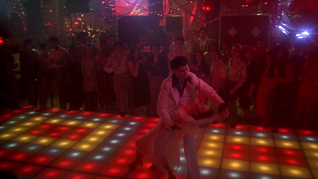 Saturday Night Fever  - 'More Than a Woman'