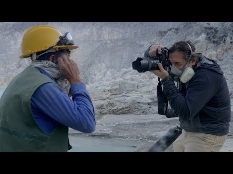 LUMIX S1 full frame mirrorless camera Behind the Scenes Daniel Berehulak