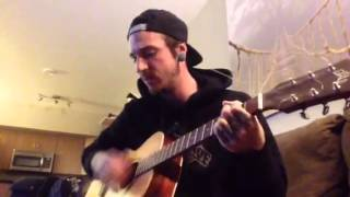Only way to go - Chris webby (cover)