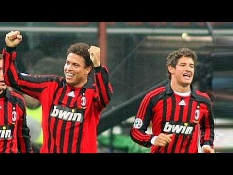Ronaldo ► AC Milan vs. Napoli ◄ 13.01.2008 ► (two goals) 5:2