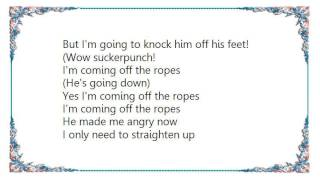 Chris Rea - Coming off the Ropes Lyrics