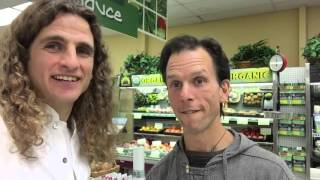 He Healed From Chronic Fatigue & Procititis with Raw Food!